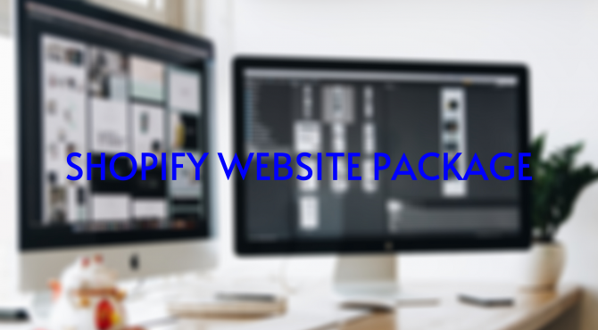 Shopify Website Package